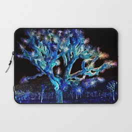Joshua Tree VG Hues by CREYES Laptop Sleeve