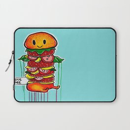 BITE ME Laptop Sleeve
