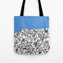 A Mountain or A Mole Hill Tote Bag