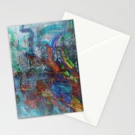 Megapolis Lights Stationery Cards
