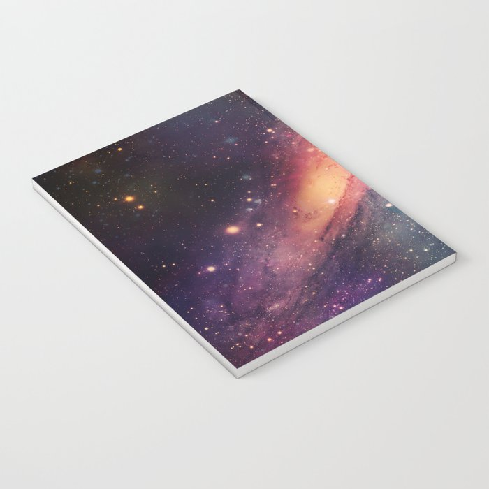 Galaxy colorful Notebook