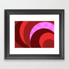 The Pink One Framed Art Print