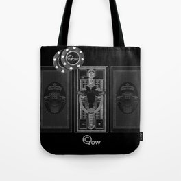 raven poker Tote Bag
