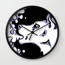 Messenger Wall Clock