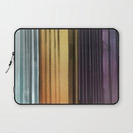 Amanda Wants Stripes Laptop Sleeve