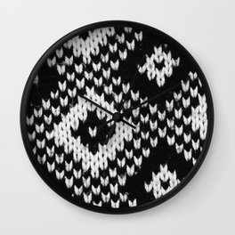 Winterzeit Wall Clock