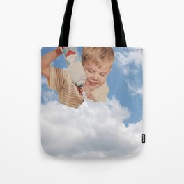 Young Whippersnapper Tote Bag