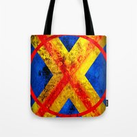 cyclops Tote Bags featuring Cyclops by Some_Designs