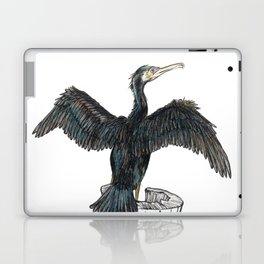 The Great Cormorant Laptop & iPad Skin