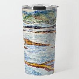 Irish sea Travel Mug