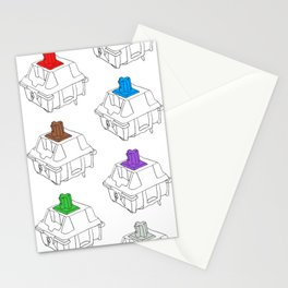 Mechanical Switches Stationery Cards