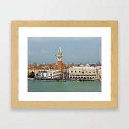San Marco 2 Framed Art Print