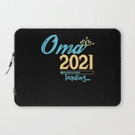 Grandma 2021 Is Loading ... Laptop Sleeve