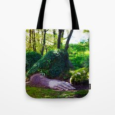 Heligan giant Tote Bag