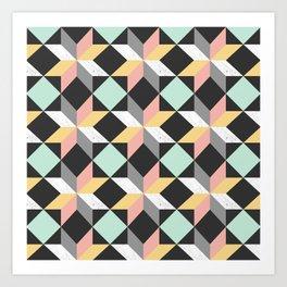 pattern - may/4 Art Print
