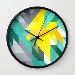 With nothing left to hide 1/3 Wall Clock