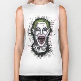 The Horror of The Joker Biker Tank