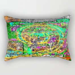 Certain Things ALWAYS Get Me In Trouble [A Brand New Experiment Series] Rectangular Pillow