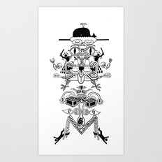Hellmouth Art Print