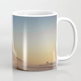 Golden Cliff Coffee Mug