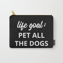 The Dog Lover II Carry-All Pouch