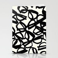 frames Stationery Cards featuring Frames by MBJP BLACK LABEL
