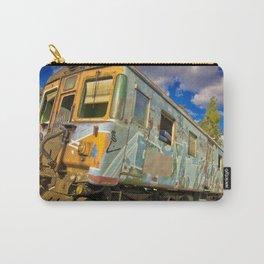 Graffiti Train Carry-All Pouch