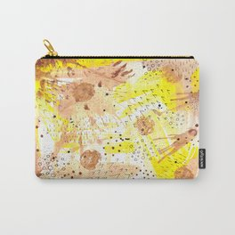 Dots and shapes Carry-All Pouch