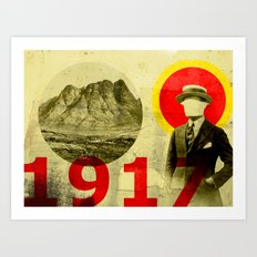 1917 Art Print