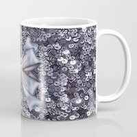 silver Mugs featuring Silver by Elena Indolfi