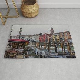 Rialto, Venezia (Colors 2) Rug