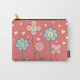 Valentine's day card Carry-All Pouch