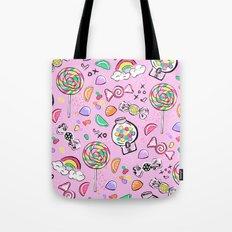 Cute Little Candies Tote Bag