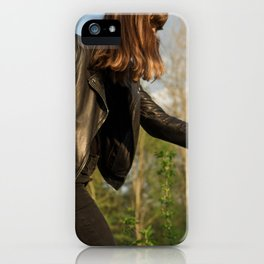 Forest Ninja iPhone Case