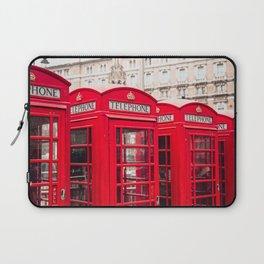 London, England Laptop Sleeve
