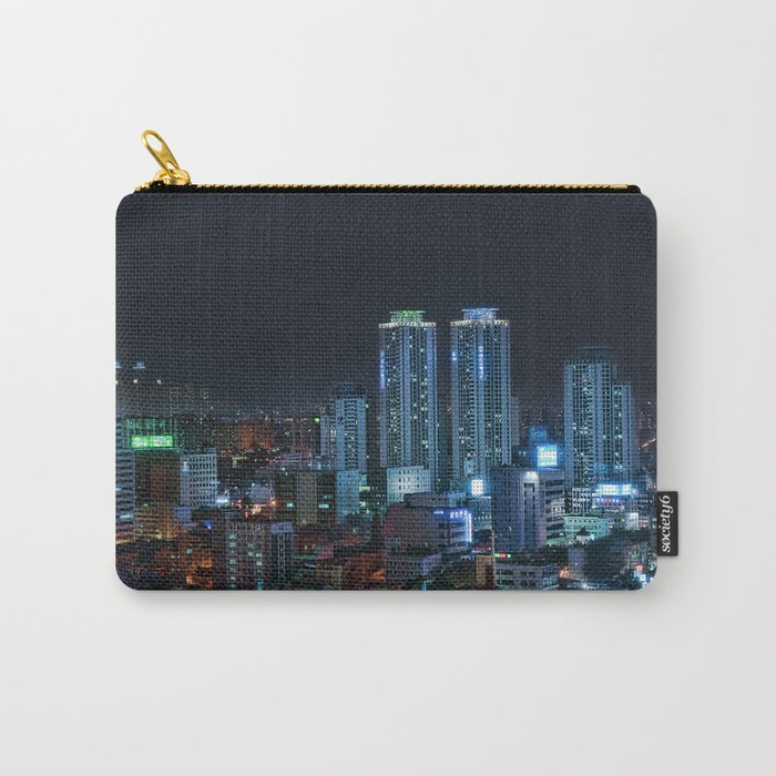 Daegu at Night Carry-All Pouch