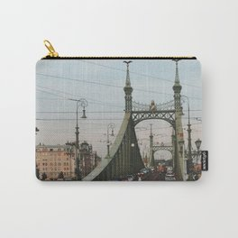 Liberty Bridge, Budapest Carry-All Pouch