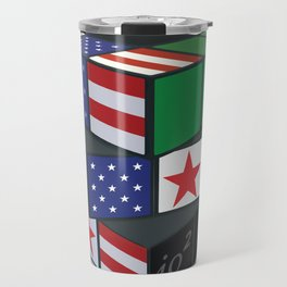 The U.S. Has No Dog In The Fight In Syria Travel Mug