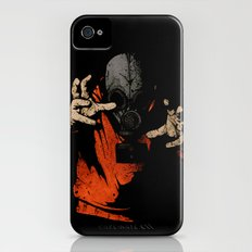 Black Light Slim Case iPhone (4, 4s)