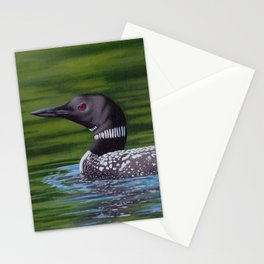Common Loon, Adirondacks Stationery Cards