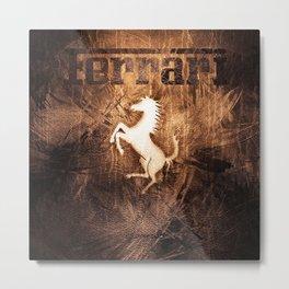 Skin Horse Metal Print