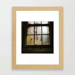 Fitchburg, Ma Framed Art Print