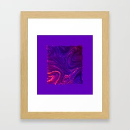 Planes & Dimentions Framed Art Print