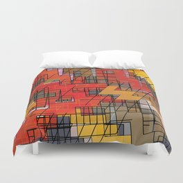 Logical Duvet Cover
