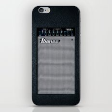 Retro Black guitar electric amplifier iPhone 4 4s 5 5s 5c, ipad, mugs, tshirt and pillow case iPhone & iPod Skin