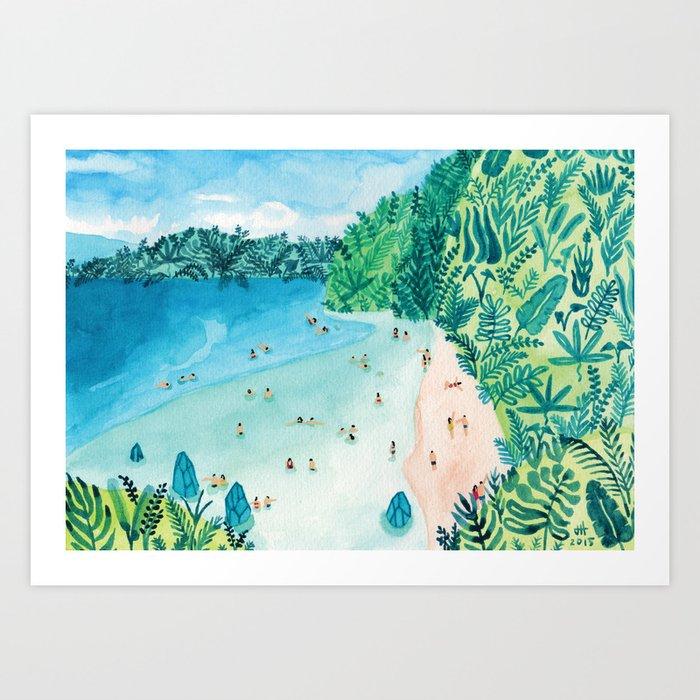 Paradise Kunstdrucke