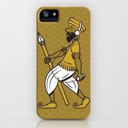 The Happy Indian iPhone Case