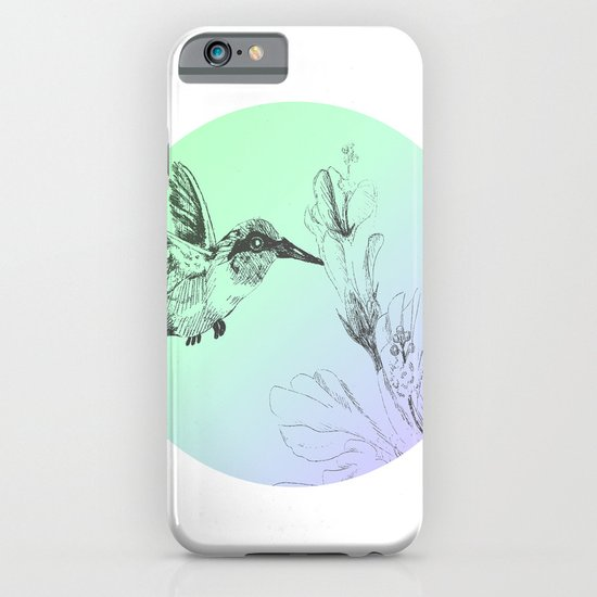 Hummingbird iPhone & iPod Case