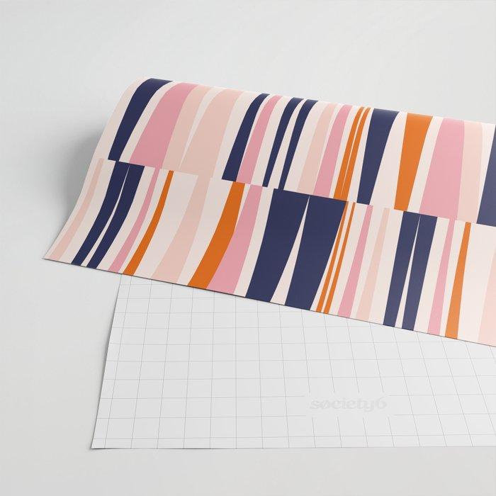 Beaching Pattern Wrapping Paper
