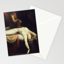 Henry Fuseli - The Nightmare Stationery Cards